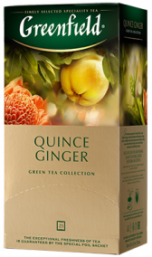 Quince Ginger